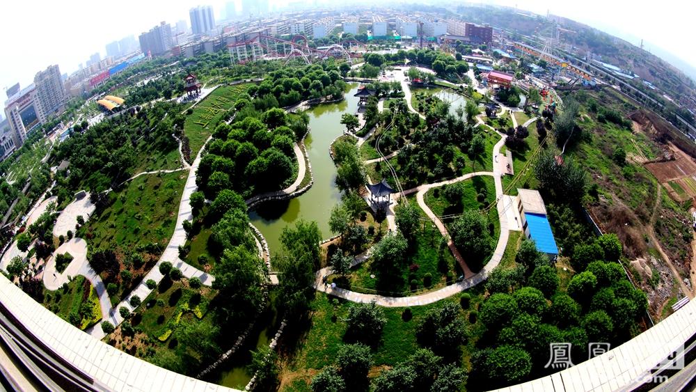 渭南市朝阳公园