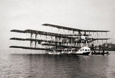 盘点历史上长相最奇怪的21架飞机