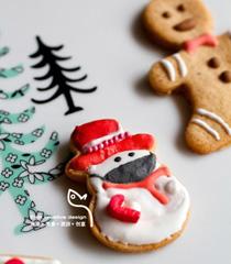 礼物:圣诞小姜饼