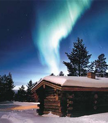 芬兰:北极圈邂逅圣诞老人