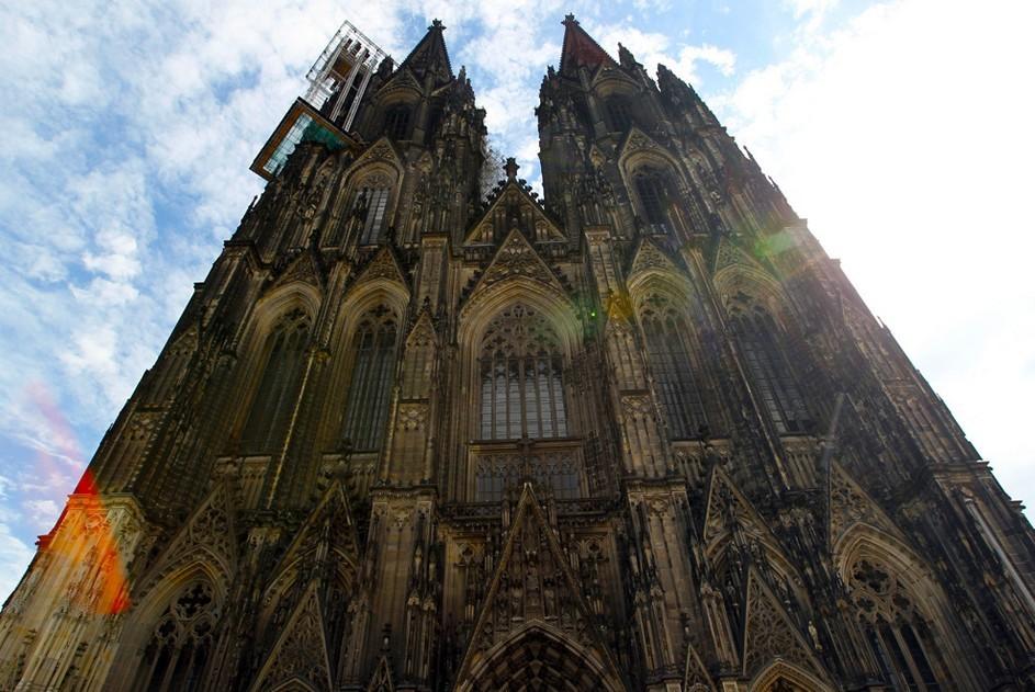 欧洲三大教堂之旅图片