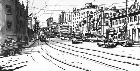 东关街:大连市民文化的起源地