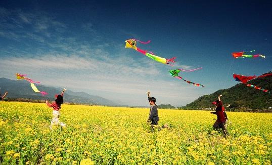春天放风筝扬州这10个地点等你来