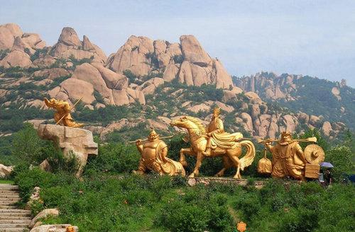 旅游 景区推荐 > 正文   嵖岈山风景区文化底蕴丰厚,与西游文化,石猴