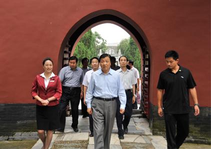 中共中央政治局常委、中央书记处书记刘云山