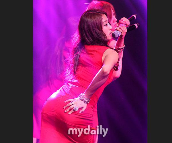 韩国女子组合sistar复出 大秀性感热舞图集 娱