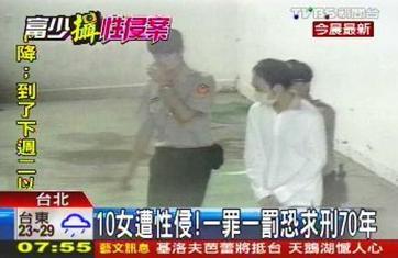台富少李宗瑞被检方认定迷奸10女 恐面临70年以上求刑