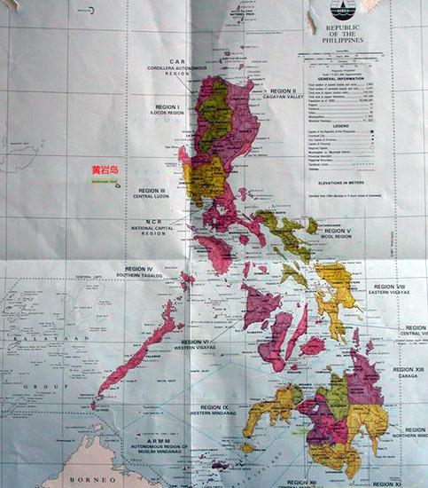 菲军方对黄岩岛事件保持沉默 防长称别把事搞大