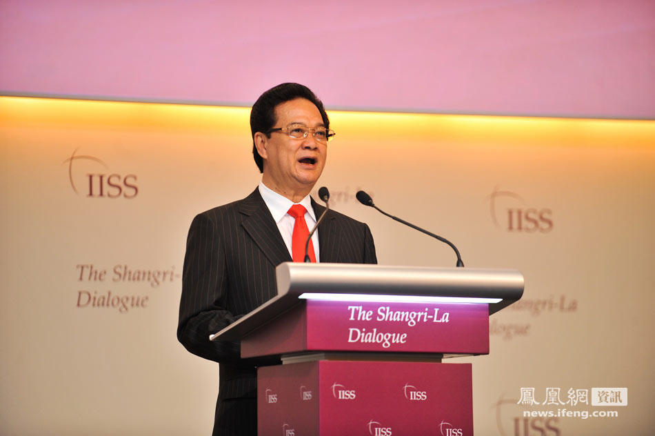 越南总理演讲直指中国 解放军女少将质问令其哑口 - 中国军徽 41级 - 中国军徽博客