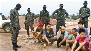 加纳共和国离中国多远