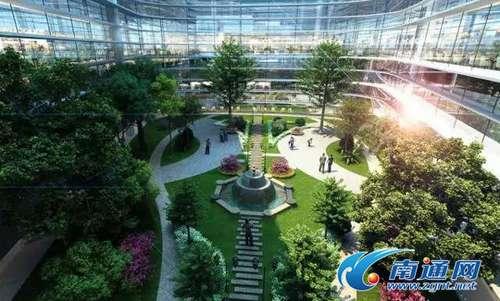 南通机场获批建设新候机楼 预计2018年投用