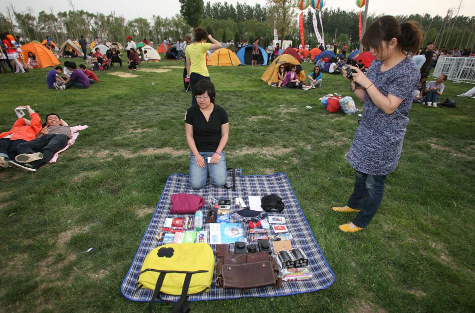 2011年花田音乐节精选图片