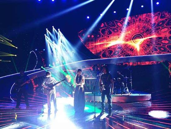 HAYA乐团登陆CCTV 引领中国民族音乐发展新纪元