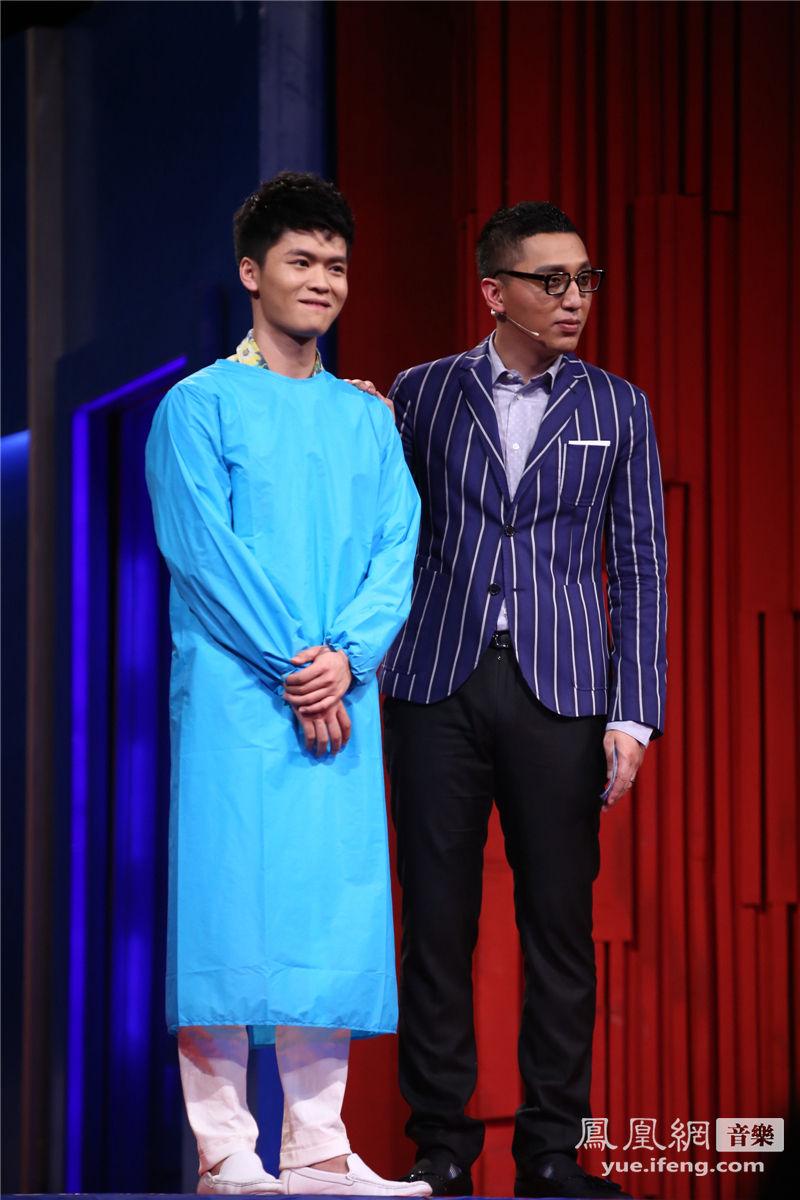 ...男歌手宁桓宇压轴亮相并在节目中有着不俗表现.作为歌手出...