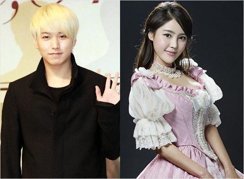 韩国组合SJ成员晟敏证实婚讯 将在年底迎娶女友