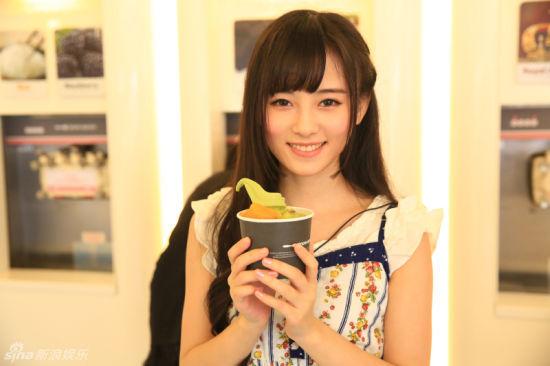 日本网友选中国第一美女 SNH48成员鞠婧祎夺冠