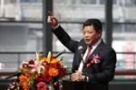 大唐西市公司董事长吕建中在2011欧亚经济论坛文化遗产保护与旅游发展分会上做精彩演讲