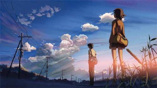 夏日凉风吹——日本小清新卡通映画
