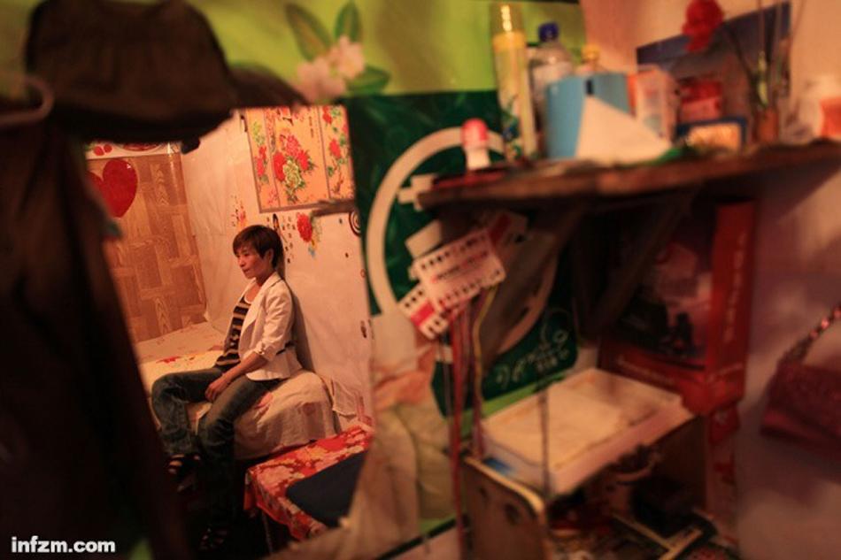 云南个旧工人村的性工作者 资源枯竭魔咒