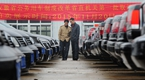 安徽第二批省级公车拍卖开槌 27万公里奥迪最抢手