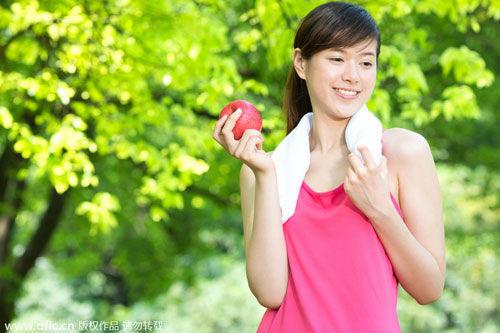 苹果豆腐减肥法3天狂甩5斤瘦腿针打了就会瘦吗图片