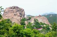 胶州艾山风景区