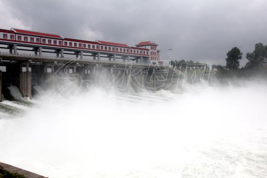 烟台600多座水库满库运行 部分河道现洪峰 图