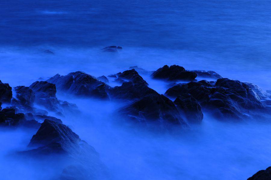 大美烟台风景如画 马年到烟台来看海