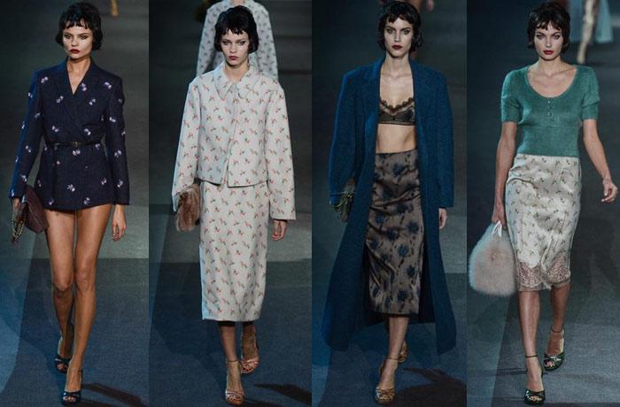 当地时间2013年3月6日,巴黎,Louis Vuitton 2013秋冬发布。