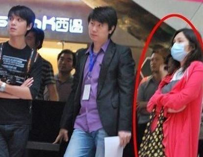 古巨基老婆陈英雪背景资料遭曝光是其助理图片