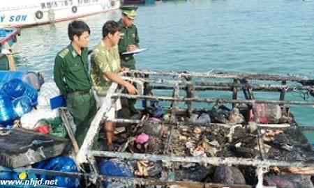 中国 渔船/【环球时报综合报道】越南外交部25日发表声明称,该国一艘渔船...