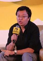 赵晖 天娱传媒品牌中心总经理 、快乐男声营销推广负责人