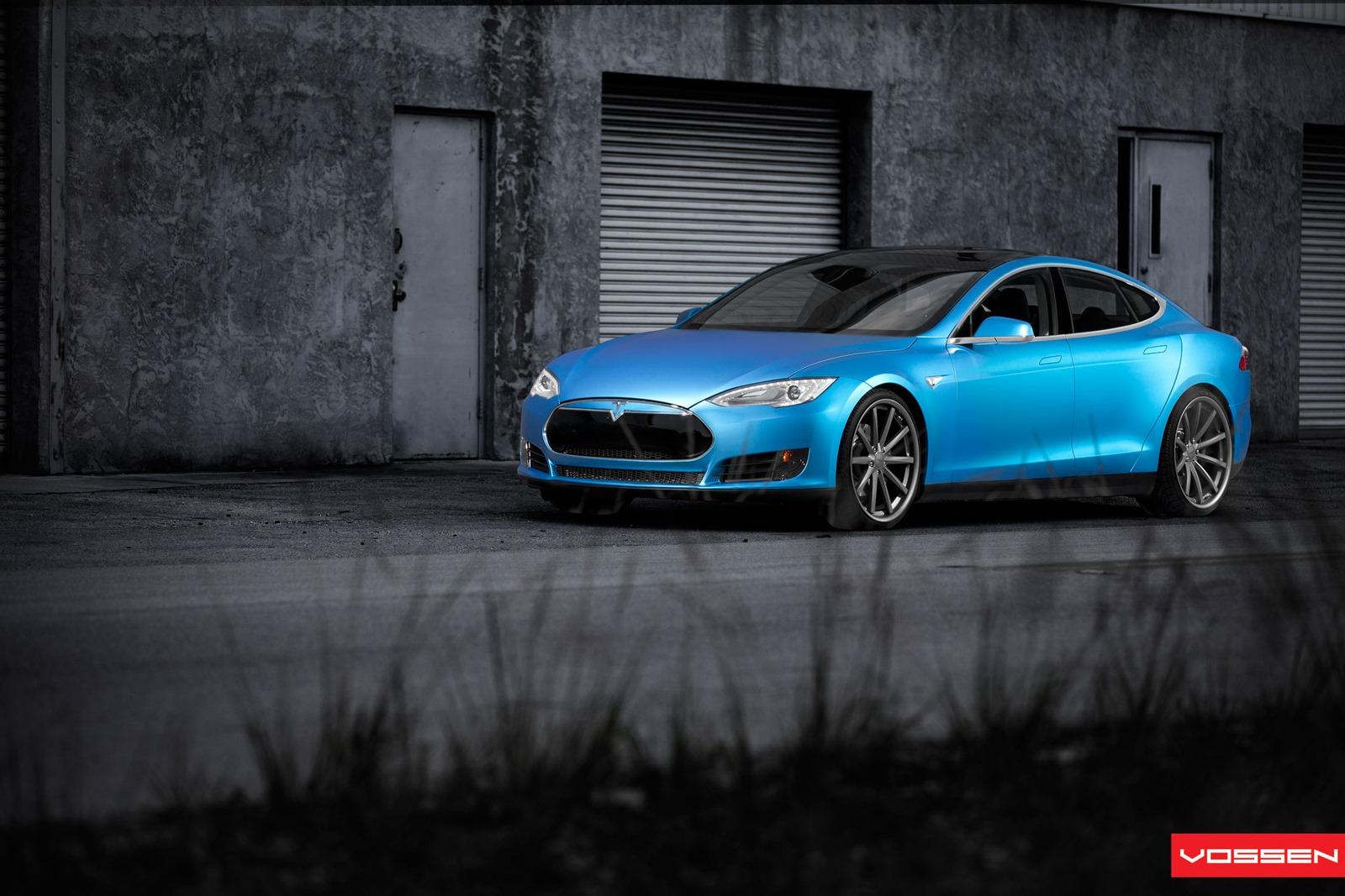 特斯拉建议车主勿改装Model S 易造成隐患高清图片