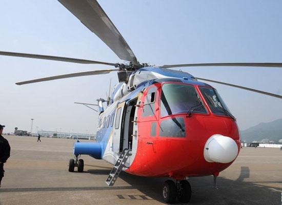 中国独一带厕所直升机; 2010珠海航展_第八届珠海航展_环球网; 俄军火