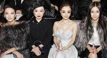 """策划专题:中国女星时装周""""前规则"""""""