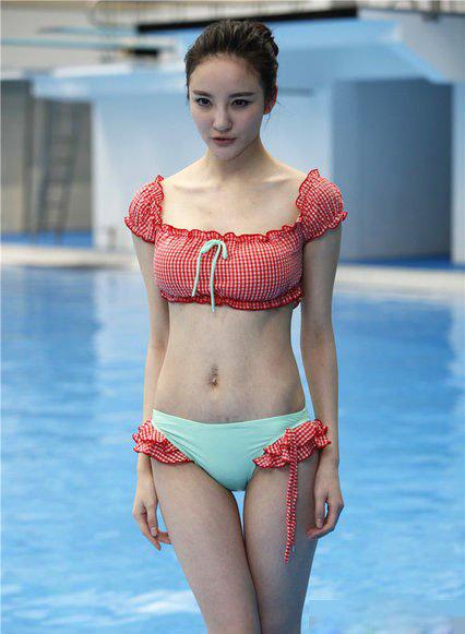 真人跳水节目引热议 女星泳装拼时尚秀身材 - 龙的传人 - 龙的传人的博客