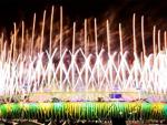 伦敦奥运闭幕式强调享受生活和尊重个体
