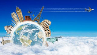 旅行社加码包机抢客源 可大幅降低产品成本