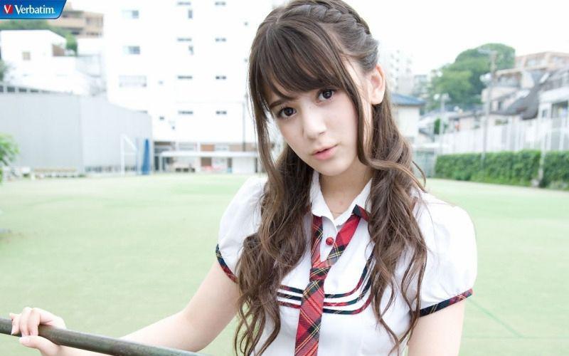 日本超萌混血清纯小萝莉