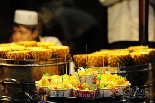 享不尽的特色美味回民--美食街(图)小吃钵梧州神仙图片
