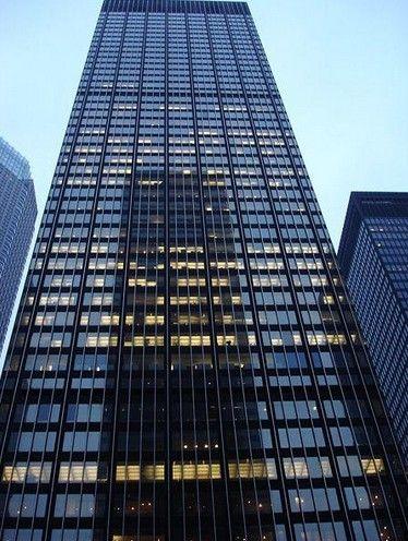 中国民企买下摩根大通总部大厦 紧靠911旧扯