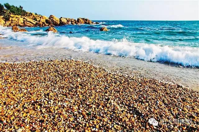国际旅游岛 旅游在线    昌江棋子湾在海南岛西海岸区域,位于昌江西部图片
