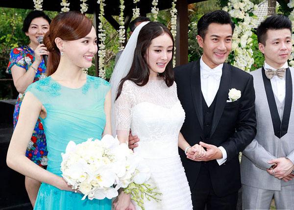 刘恺威承认杨幂已经怀孕 刘丹希望儿媳在香港