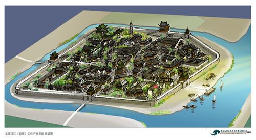 安康高新区规划图