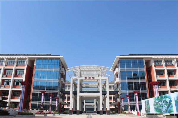 安康高新国际中学 剪影 频道 凤凰网 高清图片