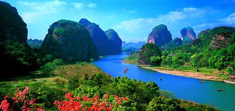 壁纸 风景 山水 桌面 480_228