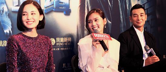 韩国女星秋瓷炫感谢中国影迷的支持 脑