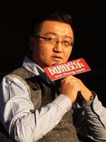 大地院线市场总监:邹晓武