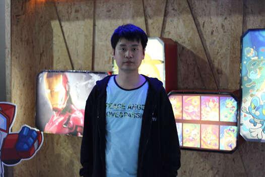 叶光照携陶笛作品 天空之城 亮相2015北京动漫产业园