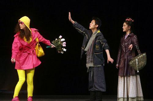 [话剧]青岛大剧院《暗恋桃花源》今晚上演